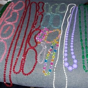 Jewelry - Lot of Beaded Necklaces/Bracelets